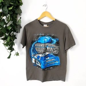 Other - 3/$25🌵 World of Outlaws Car Tour 2015 Graphic Tee